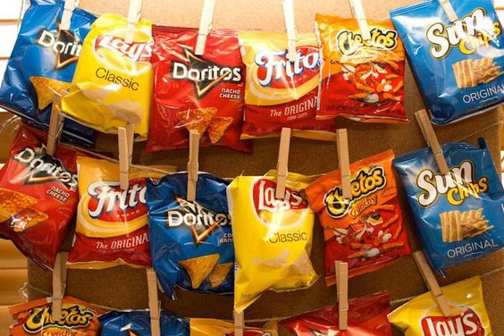 chips concession stand
