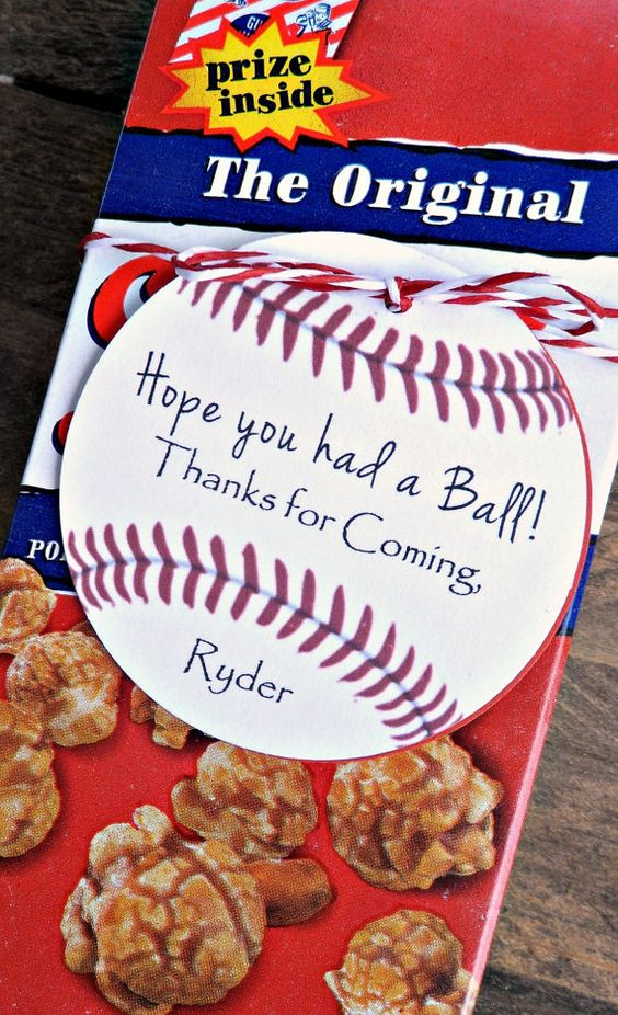 cracker jacks party favors
