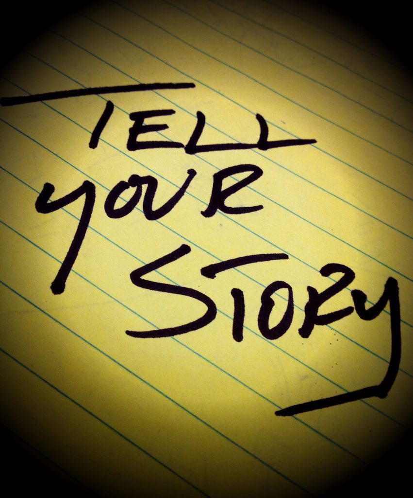 tell your story