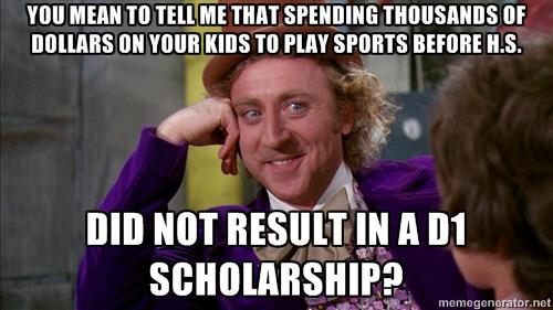 Scholarship-Meme