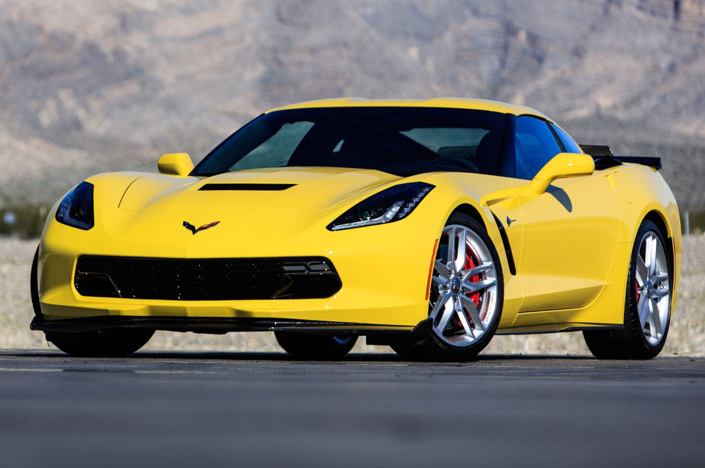 2016-Chevrolet-Corvette-Stingray-Ultimate-Performance-Package-in-yellow