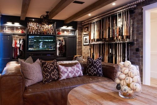 Classic Man Cave Pictures : Best man cave theme ideas part dudeliving