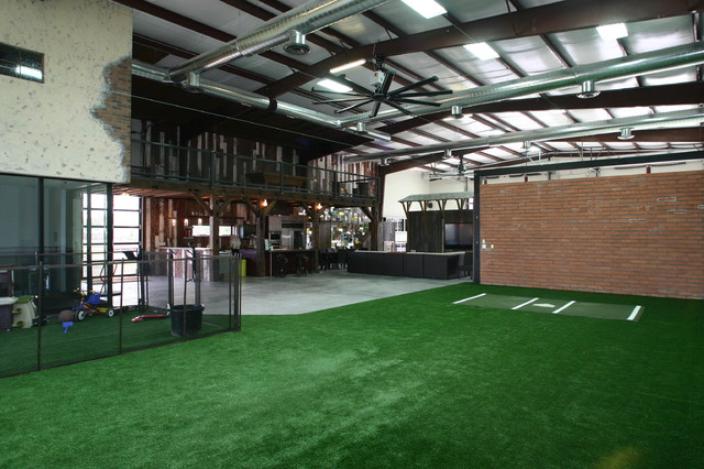 baseball warehouse mancave