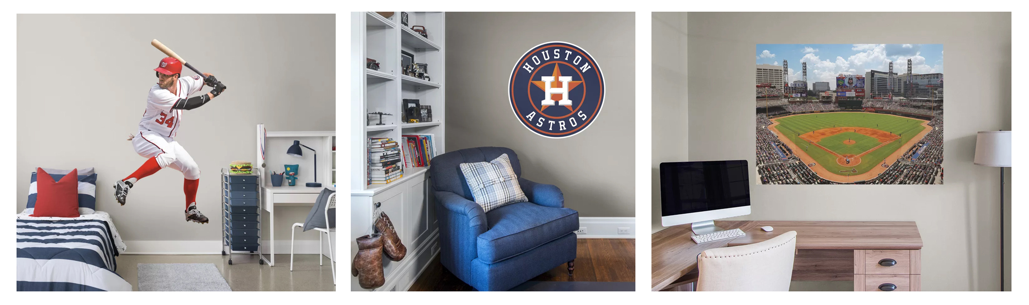 fathead wall decals banner