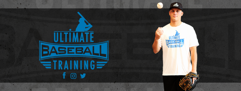 ultimate baseball training banner