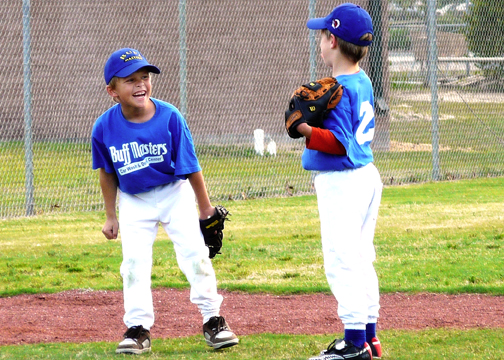 baseball conversation