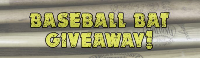2018 USA Baseball Bat Giveaway!