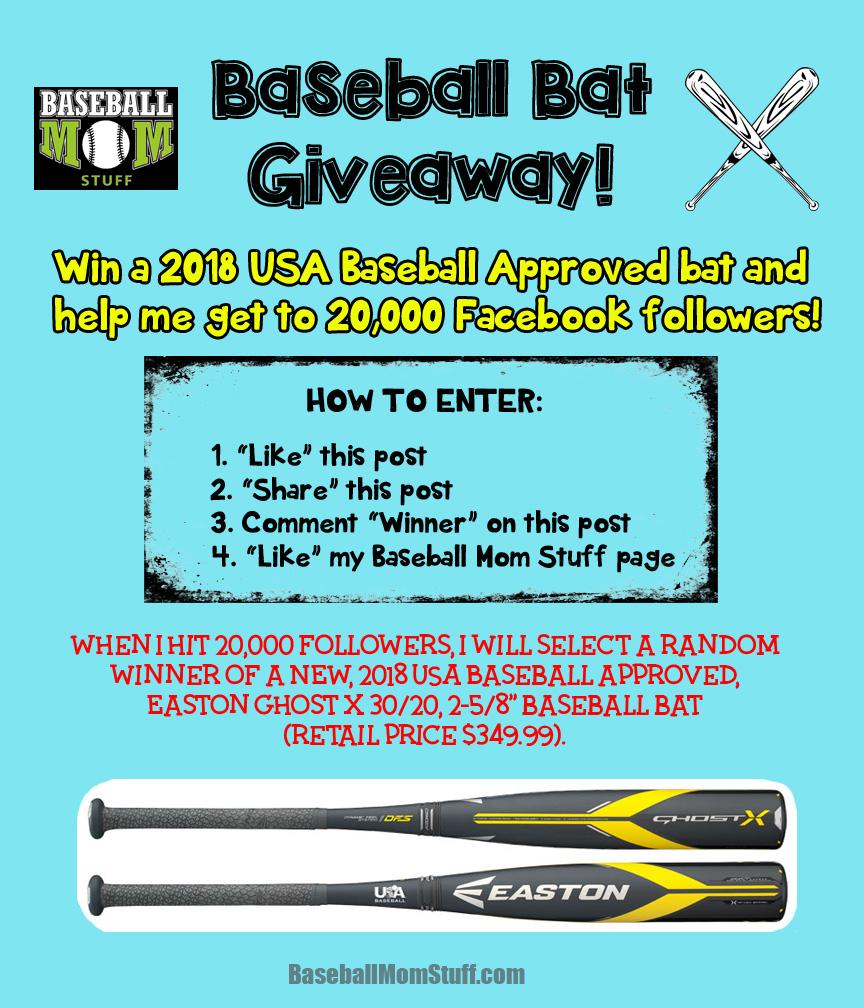 baseball bat giveaway v3