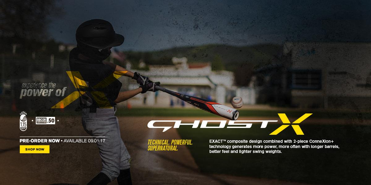 easton ghost x banner