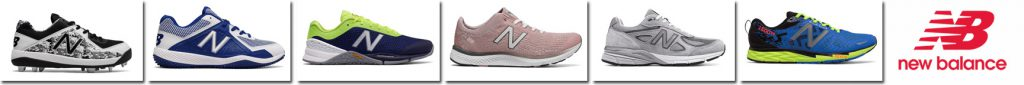 new balance multi shoe banner