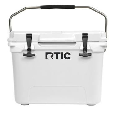 rtic 20 white cooler