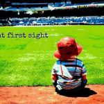 love at first sight baseball
