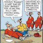 concussion joke
