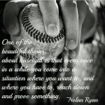 one of the beautiful things about baseball