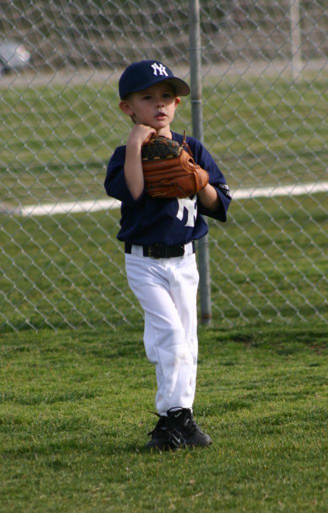 jake first year baseball