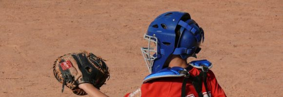 Head Safety Behind the Plate