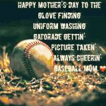 happy mothers day baseball meme