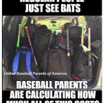 regular people just see bats