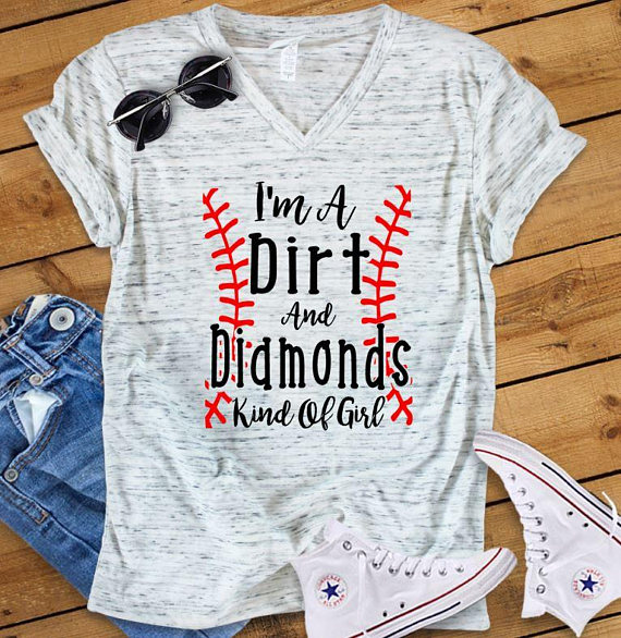 i'm a dirt and diamonds kind of girl