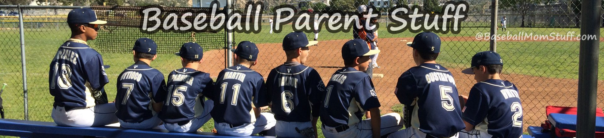 A Letter to My Baseball Sons