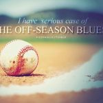off season blues baseball meme