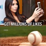 if kim kardashian can get millions of likes