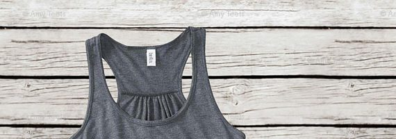 Great Baseball Tanks for Summer