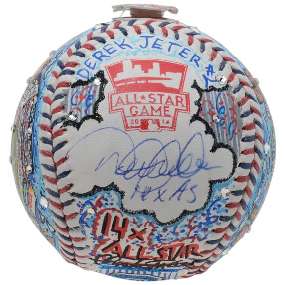 derek-jeter-new-york-yankees-autographed-charles-fazzino-hand-painted-baseball-with-14x-as-inscription-steinermlb-1-t9300845-575