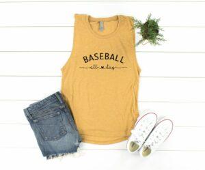 etsy baseball all day
