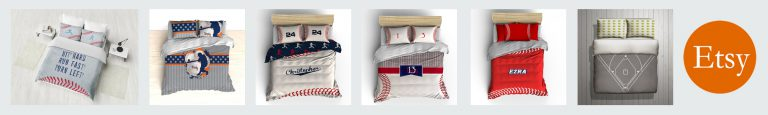 etsy baseball bedding banner3