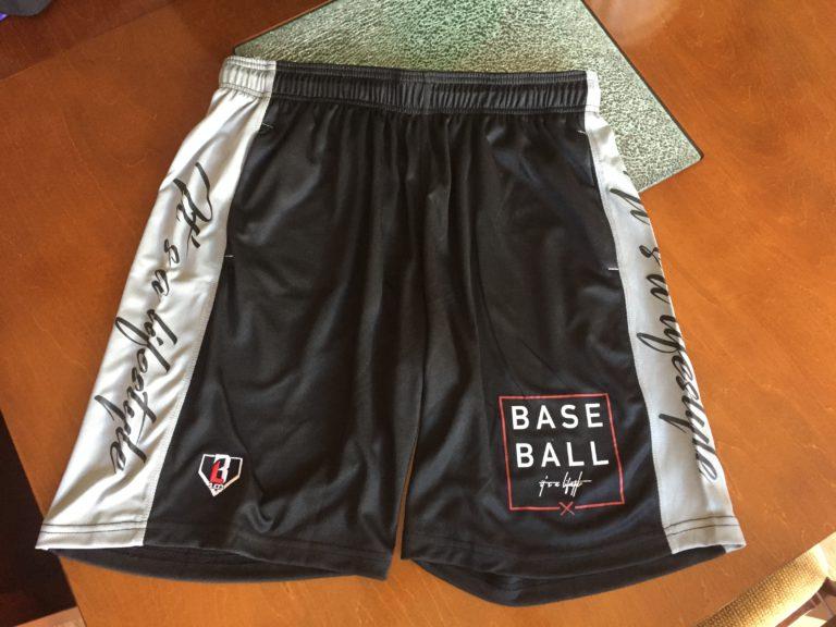 baseball lifestyle 101 shorts