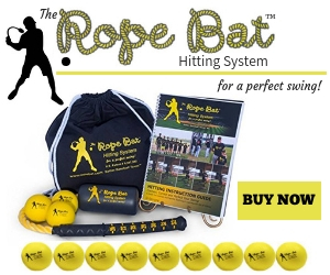 The ultimate batting training!