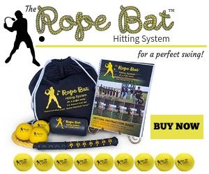 The ultimate batting training!