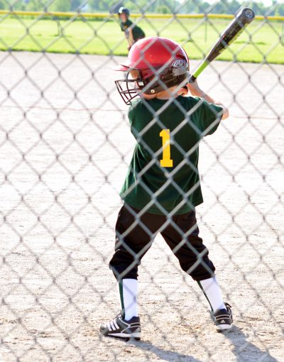 batting stance