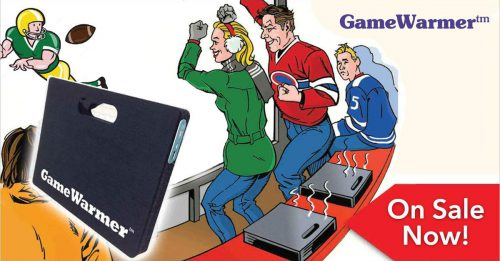 Game Warmer seat heater
