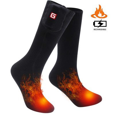 SVPRO Rechargeable Electric Heated Socks Battery Powered