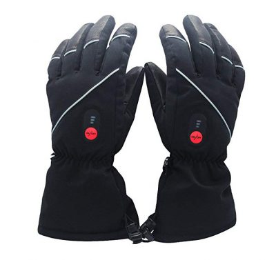Savior Heated Gloves Rechargeable