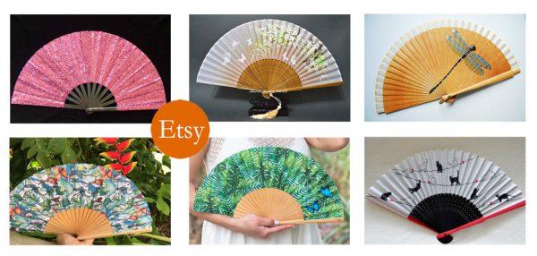 etsy hand fan banner