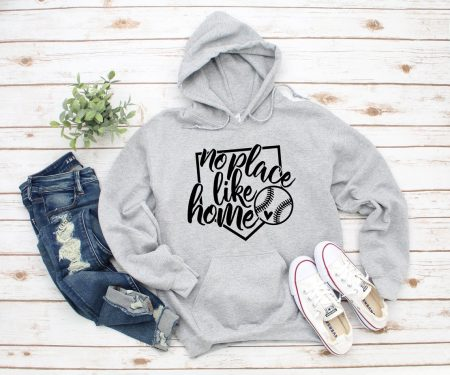 etsy no place like home heather hoodie
