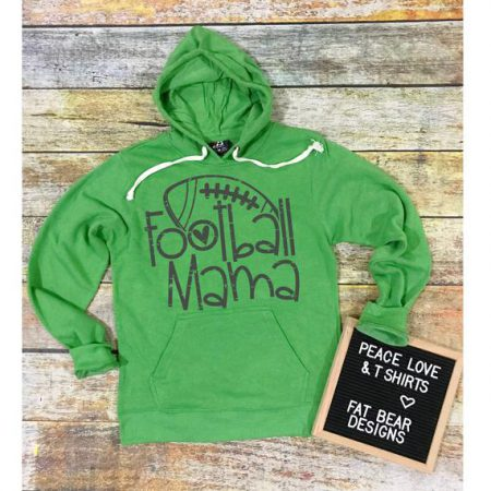 football mama sweatshirt