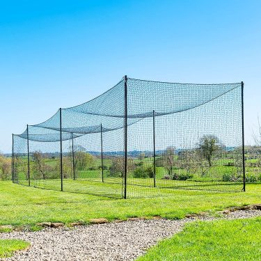 fortress batting cage