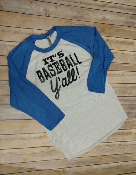 it's baseball y'all