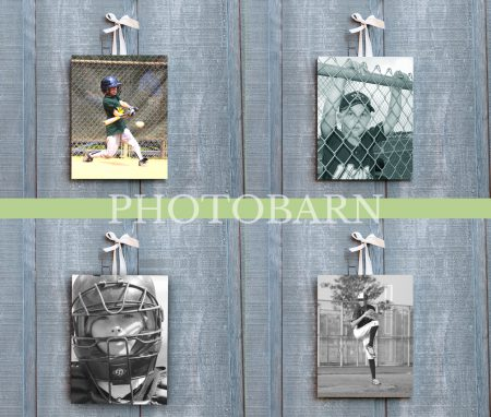 photobarn rectangular hanging photoboard banner