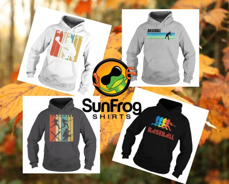 sunfrog retro rectangular baseball hoodie banner
