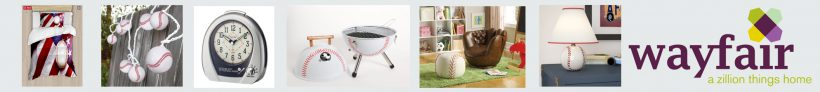 wayfair baseball items banner2